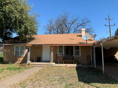 214 W REILLY AVE, Bronte, TX 76933 - Photo 1