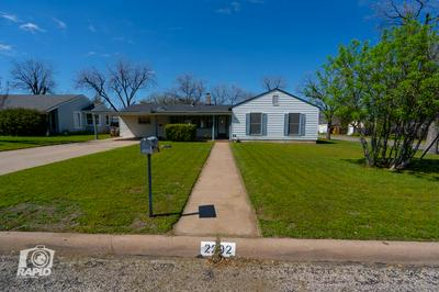 2202 W AVENUE K, SAN ANGELO, TX 76901 - Photo 1