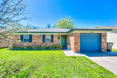1509 CLAYTON ST, SAN ANGELO, TX 76903 - Photo 1