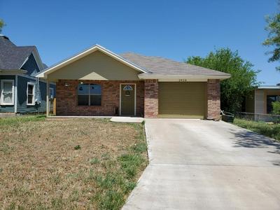 2828 WACO ST, San Angelo, TX 76901 - Photo 1