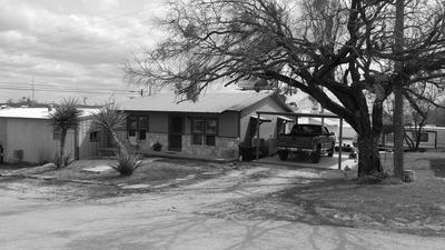 110 E SHERWOOD AVE, Mertzon, TX 76941 - Photo 2