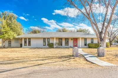 601 CHURCH ST, Miles, TX 76861 - Photo 1