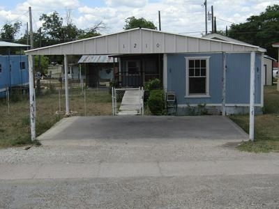 1210 S CROCKETT AVE, Sonora, TX 76950 - Photo 1