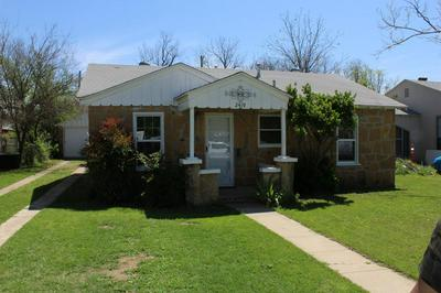 2419 HOUSTON ST, SAN ANGELO, TX 76901 - Photo 1