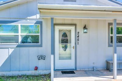 2451 GLENWOOD DR, San Angelo, TX 76901 - Photo 1