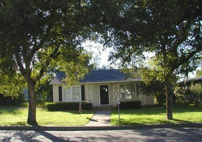 1313 S VAN BUREN ST, San Angelo, TX 76901 - Photo 1