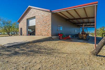 14532 TURKEY BEND RD, Millersview, TX 76862 - Photo 1
