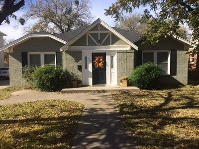 1419 S PARK ST, San Angelo, TX 76901 - Photo 1