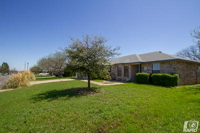 5817 BERKLEY RD, SAN ANGELO, TX 76901 - Photo 2