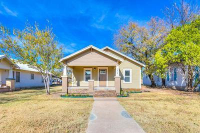 1008 N 8TH ST, BALLINGER, TX 76821 - Photo 1