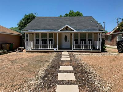 419 N ADAMS ST, San Angelo, TX 76901 - Photo 1