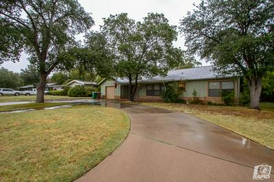 2554 NASWORTHY DR, San Angelo, TX 76904 - Photo 2