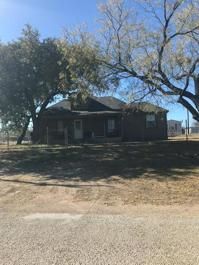 501 N 2ND ST, Mertzon, TX 76941 - Photo 1