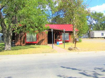 705 S WATER AVE, Sonora, TX 76950 - Photo 1