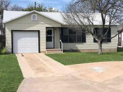2304 NORTH ST, SAN ANGELO, TX 76901 - Photo 1