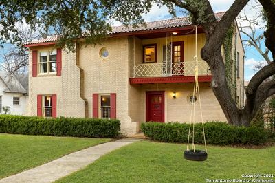 2112 W GRAMERCY PL, San Antonio, TX 78201 - Photo 1