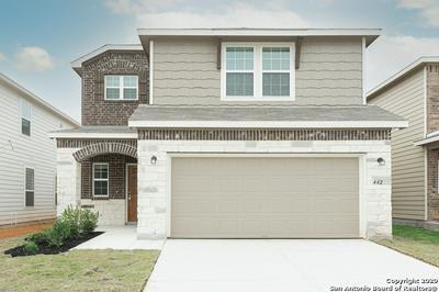 442 DAPPLED WILLOW, New Braunfels, TX 78130 - Photo 2