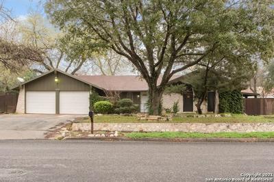 12910 EL SENDERO ST, San Antonio, TX 78233 - Photo 1