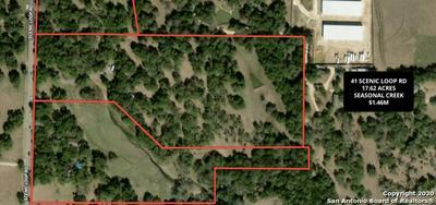 41 SCENIC LOOP RD, Boerne, TX 78006 - Photo 1
