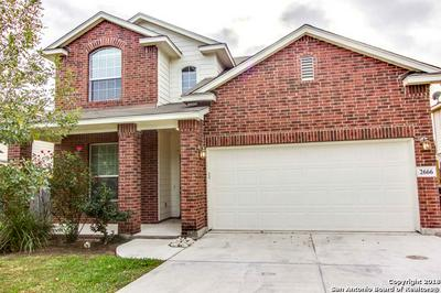 2666 DOVE CROSSING DR, NEW BRAUNFELS, TX 78130 - Photo 1