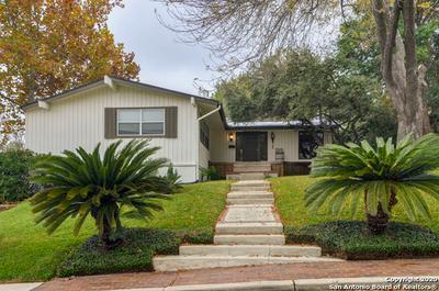 705 MORNINGSIDE DR, Terrell Hills, TX 78209 - Photo 1