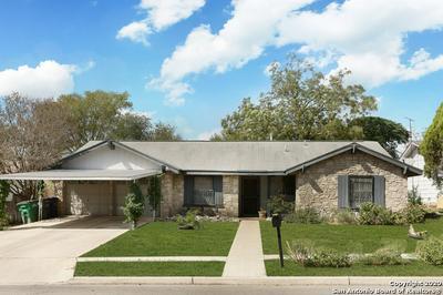 14431 PERCHIN ST, San Antonio, TX 78247 - Photo 1