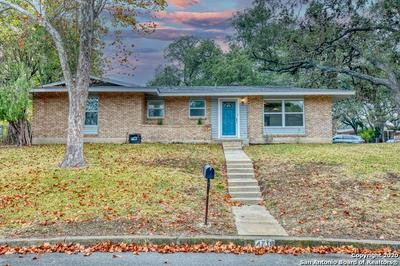 4718 LORELEI DR, San Antonio, TX 78229 - Photo 1