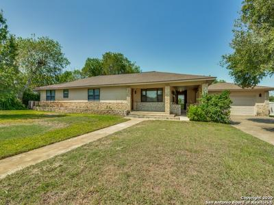 1309 ELM ST, Jourdanton, TX 78026 - Photo 1