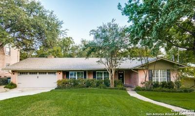 505 CANTERBURY HILL ST, Terrell Hills, TX 78209 - Photo 1