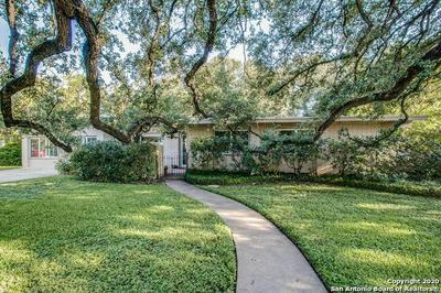 411 ROCKHILL DR, San Antonio, TX 78209 - Photo 1