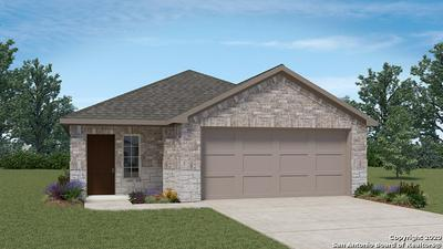 185 MIDDLE GREEN LOOP, Floresville, TX 78114 - Photo 2