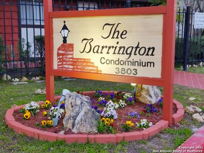 3803 BARRINGTON ST APT 6D, San Antonio, TX 78217 - Photo 1