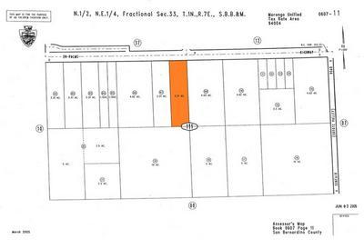0 TWENTYNINE PALMS, Joshua Tree, CA 92252 - Photo 1