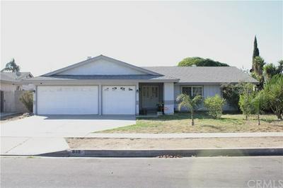813 W HAWTHORNE ST, Bloomington, CA 92316 - Photo 1
