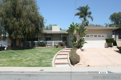 5363 W FALLS VIEW DR, San Diego, CA 92115 - Photo 1