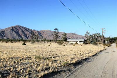 502 HENDERSON CANYON RD, Borrego Springs, CA 92004 - Photo 1