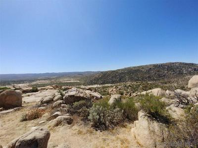 0 OLD HIGHWAY 80 # 659-110-14-00, CAMPO, CA 91934 - Photo 2