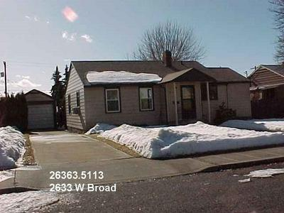 2633 W BROAD AVE, Spokane, WA 99205 - Photo 1