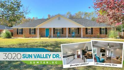 3020 SUN VALLEY DR, Sumter, SC 29154 - Photo 1