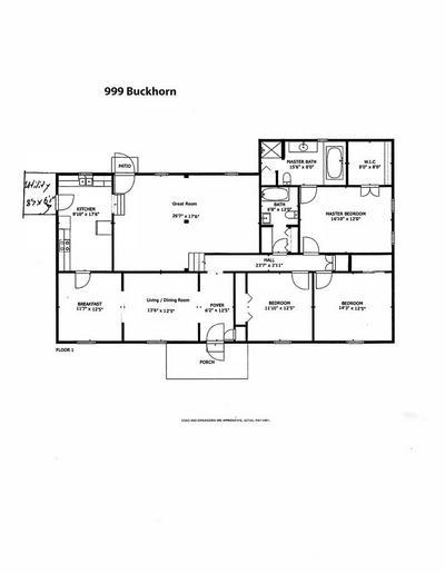 999 BUCKHORN RD, Wedgefield, SC 29168 - Photo 2
