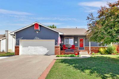 1314 E HURLEY ST, Haysville, KS 67060 - Photo 1
