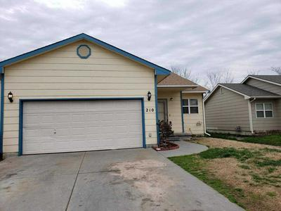 210 N NEVADA CT, WICHITA, KS 67212 - Photo 2