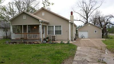 611 N GREENWOOD ST, Eureka, KS 67045 - Photo 1