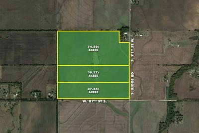 37.44 +/- ACRES AT 87TH & RIDGE RD., Clearwater, KS 67026 - Photo 2