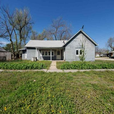 203 S RENO AVE, Burrton, KS 67020 - Photo 1