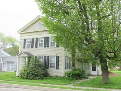 387 JAMES MONROE AVE, Monroeton, PA 18832 - Photo 1