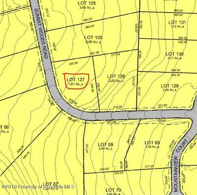 LOT 127 SUMMIT WOODS RD, MOSCOW, PA 18444 - Photo 2