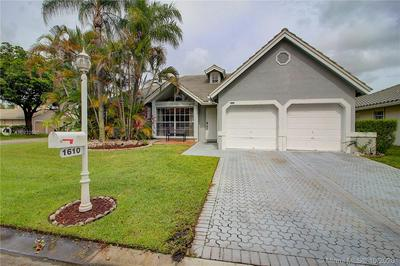 1610 NW 106TH LN, Coral Springs, FL 33071 - Photo 1