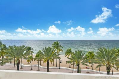 101 S FORT LAUDERDALE BEACH BLVD APT 605, Fort Lauderdale, FL 33316 - Photo 1