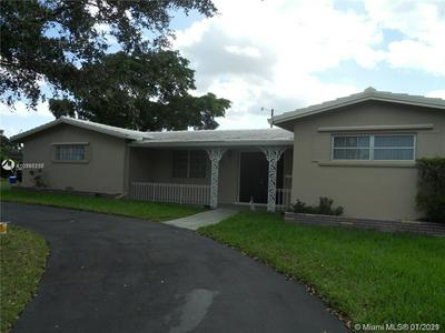 6500 SW 9TH ST, Pembroke Pines, FL 33023 - Photo 1